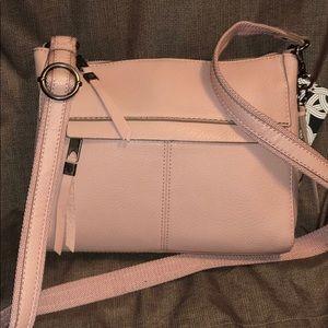 NWT The Sak Alameda Leather petal pink crossbody